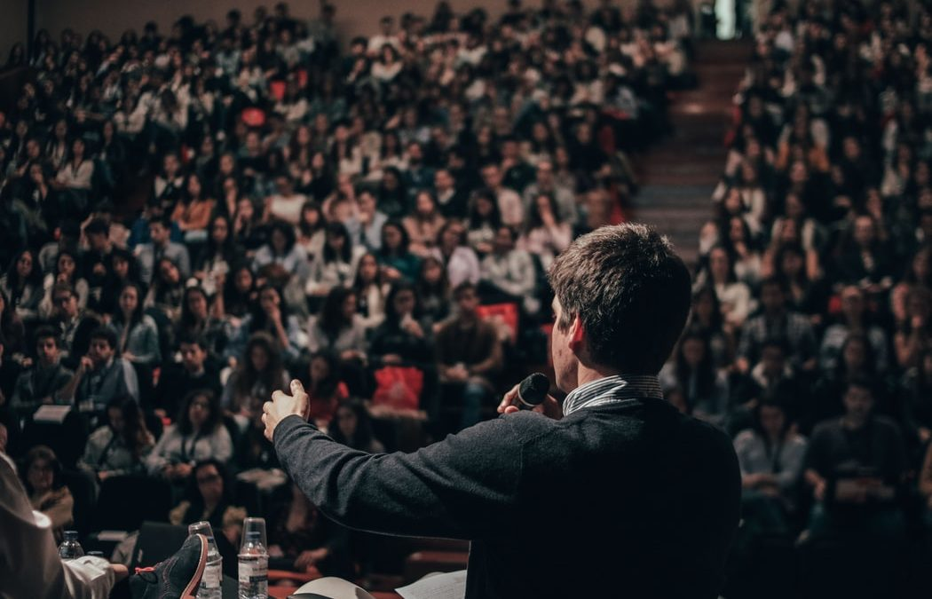 Hear Stories And Get Inspired At Public Speaking Events